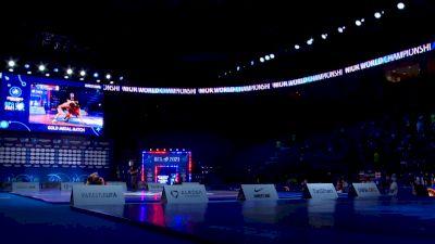 Replay: Mat C - 2021 Junior World Championships | Aug 21 @ 5 PM