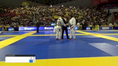 ARY MELO vs EDUARDO YEZEGUIE 2018 World IBJJF Jiu-Jitsu Championship
