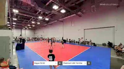 Rogue 15 GO vs Piedmont VBC 15 Elite - 2021 JVA Summerfest presented by Nike