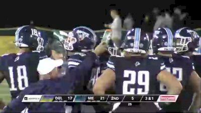 Replay: Delaware vs Maine | Sep 2 @ 7 PM