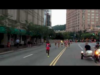 Inaugural GNC Live Well Liberty Mile - Professional Women