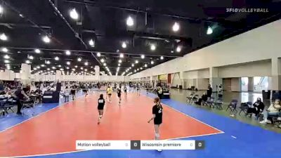 Motion volleyball vs Wisconsin premiere - 2021 JVA MKE Jamboree presented by Nike