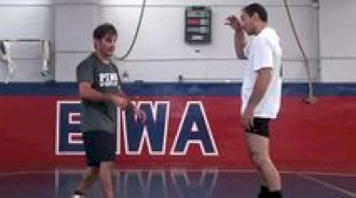 Rob Eiter - Wrist to Cross Ankle Pick
