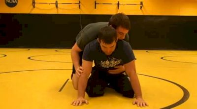 Eric Juergens - Arm Chop Adjustment to Sit Out