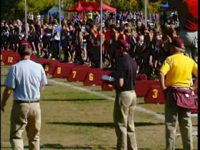 Boys Maroon High School Race 2012 Roy Griak Invitational