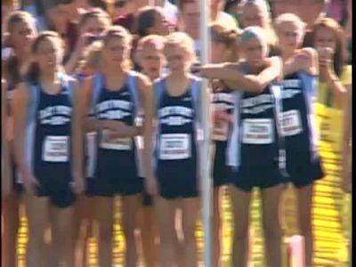 Girls High School Gold Race 2012 Roy Griak Invitational