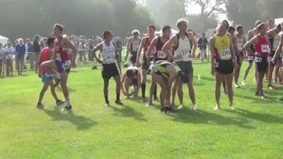 College Men's 8k - 2012 Stanford Cross Country Invitational