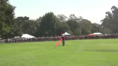 High School Boys Seeded 5k - 2012 Stanford Cross Country Invitational