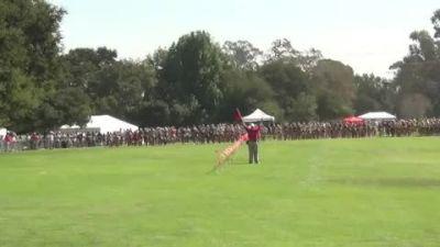 High School Girls Seeded 5k - 2012 Stanford Cross Country Invitational