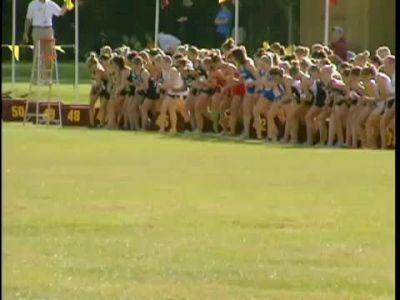 Womens Division 2 Race 2012 Roy Griak Invitational