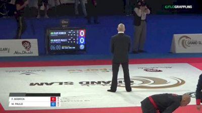 BRADLEY HILL vs IGOR SOUSA Abu Dhabi Grand Slam Abu Dhabi