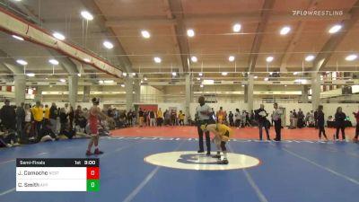 Semifinal - Jakob Camacho, NC State vs Carson Smith, Appalachian State