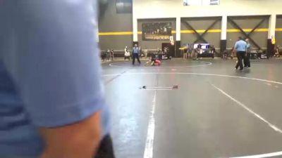106 lbs Prelims - Tiara Revan, Oklahoma vs Marisol Rodriguez, California