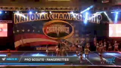 Pro Scouts - Rangerettes [2021 L3 Junior - D2 - B Day 3] 2021 ACP Southern National Championship