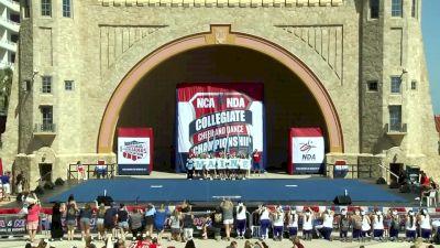 University of Maine Orono [2018 Intermediate All-Girl Division I Prelims] NCA & NDA Collegiate Cheer and Dance Championship