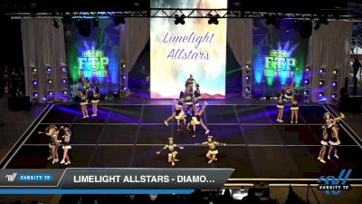 Limelight Allstars - Diamond [2020 L4.2 Senior Day 2] 2020 Feel The Power East