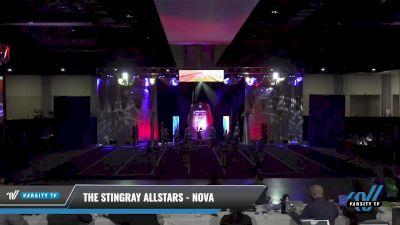 The Stingray Allstars - Nova [2021 L2 - U17 Day 2] 2021 Queen of the Nile: Richmond