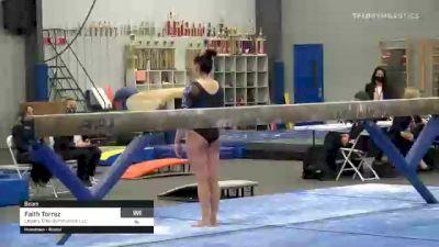 Faith Torrez - Beam, Legacy Elite Gymnastics LLC - 2021 American Classic and Hopes Classic