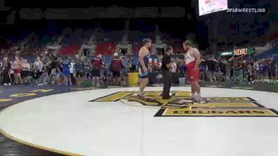 285 lbs Round Of 32 - Mitchel Marr, Iowa vs Chase Horne, Georgia
