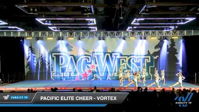 Pacific Elite Cheer - Vortex [2020 L3 Junior - D2 - Small - A Day 2] 2020 PacWest