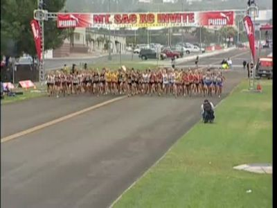 Race Footage Sara Baxter Rips Mt. Sac Course Record