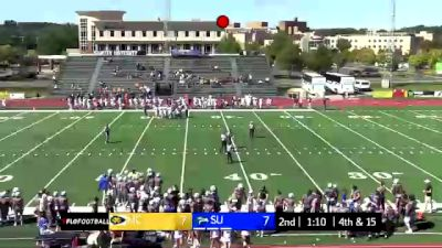 Replay: Mississippi College vs Shorter | Oct 16 @ 1 PM