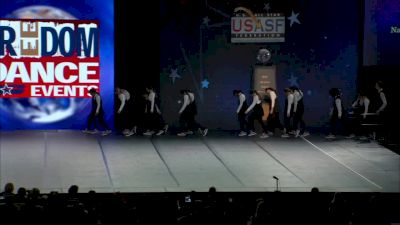 Imperial Athletics - MONARCH [2018 Senior Large Coed Hip Hop Finals] The Dance Worlds