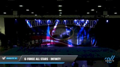 G-Force All Stars - Infinity [2021 L3 Senior - D2 Day 1] 2021 ACP: Tournament of Champions