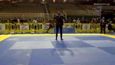PAULO GABRIEL MARTINS DA COSTA vs RENATO FORASIEPPI ALVES CANUTO 2020 Pan Jiu-Jitsu IBJJF Championship