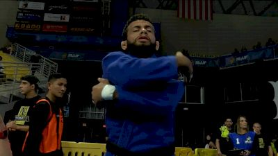 ALEXSSANDRO PINTO SODRÉ vs JOSÉ TIAGO DA SILVA BARROS 2019 World Jiu-Jitsu IBJJF Championship