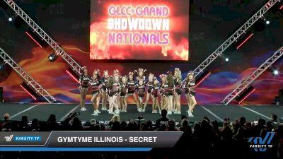 GymTyme Illinois - Secret [2020 L3 Junior - Medium Day 1] 2020 GLCC: The Showdown Grand Nationals