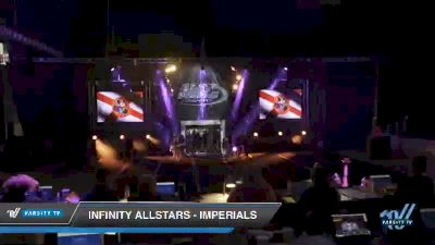 Infinity Allstars - Imperials [2019 Junior 3 Day 2] 2019 US Finals Pensacola