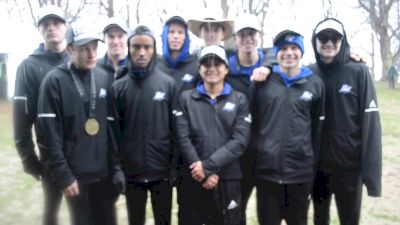 Grand Valley Men Win First NCAA XC Title