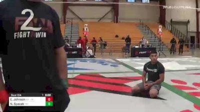 Cristian Reyes vs Isiah Wright 2020 Colorado State Championships