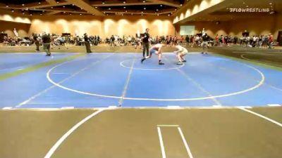 57 kg Consolation - William Schwartz, MontCo Wrestling Club vs Kyle Waterman, Pennsylvania RTC