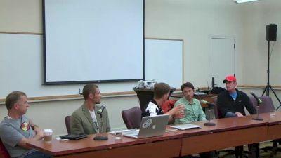 Professional Track & Field Summit - Panel 1, Part 2