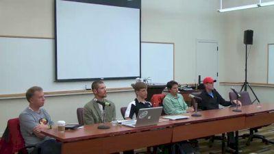 Professional Track & Field Summit - Panel 1, part 3