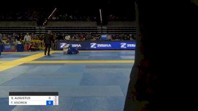 DANIEL AUGUSTUS vs FELLIPE ANDREW 2019 Pan Jiu-Jitsu IBJJF Championship