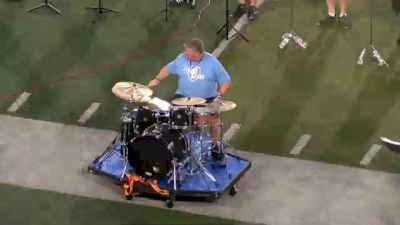 Rhythm IN BLUE at 2021 DCI Celebration - Akron