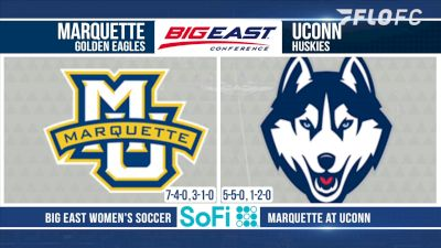 Replay: Marquette vs UConn | Oct 7 @ 7 PM