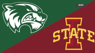 Full Replay - Iowa State vs Utah Valley - Iowa State at Utah Valley