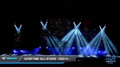 GymTyme All-Stars - Red Hots [2020 L1 Mini Day 2] 2020 JAMfest Cheer Super Nationals