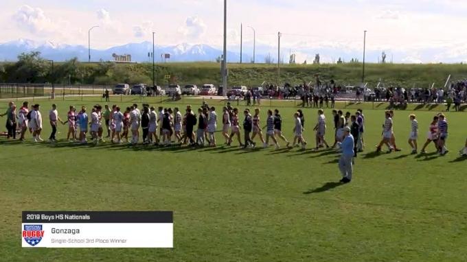 Boys Single-School Final: Jesuit vs Herriman