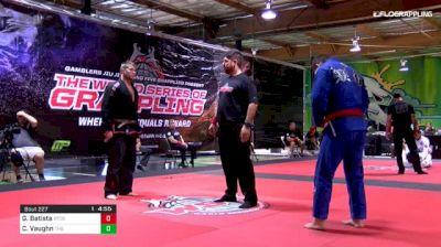 Gustavo Batista vs Colton Tyler Vaughn World Series of Grappling #2