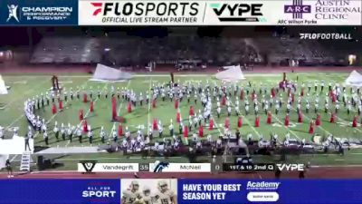 Replay: Vandegrift vs McNeil | Oct 8 @ 7 PM
