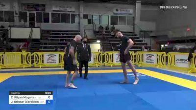 Charles Kilyan Mcguire vs Joseph Othmar Dierkhising 2021 Pan IBJJF Jiu-Jitsu No-Gi Championship