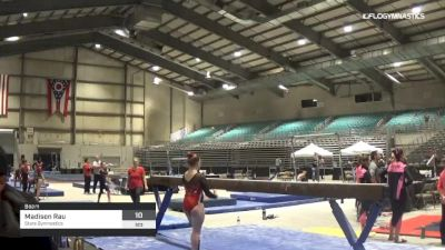 Madison Rau - Beam, Stars Gymnastics - 2019 Buckeye Classic