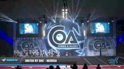 United by SHC - Medusa [2021 L1 Junior - D2 Day 2] 2021 COA: Midwest National Championship