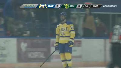 Replay: Clarkson vs Alaska | Oct 8 @ 7 PM