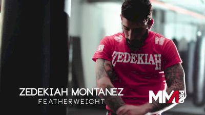 MMA Pro League Profile: Zed Montanez